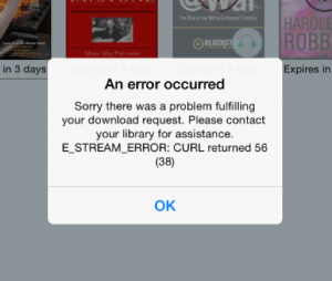 error getting license. license server communication problem: e_auth_bad_device_key_or_pkcs